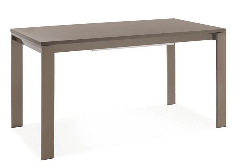 Tavolo Simple Laminato Metallo
