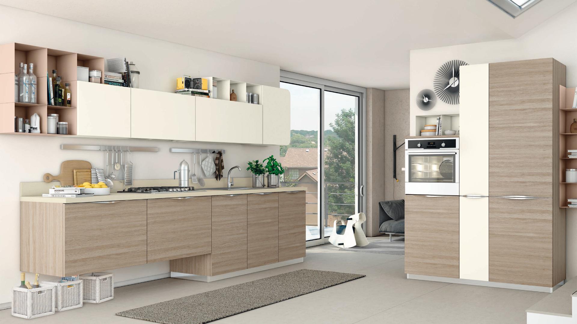Cucine centro cucina - Cucine moderne colori ...