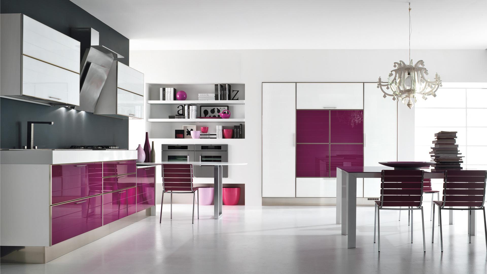 Cucine Moderne Glicine.Cucine Centro Cucina