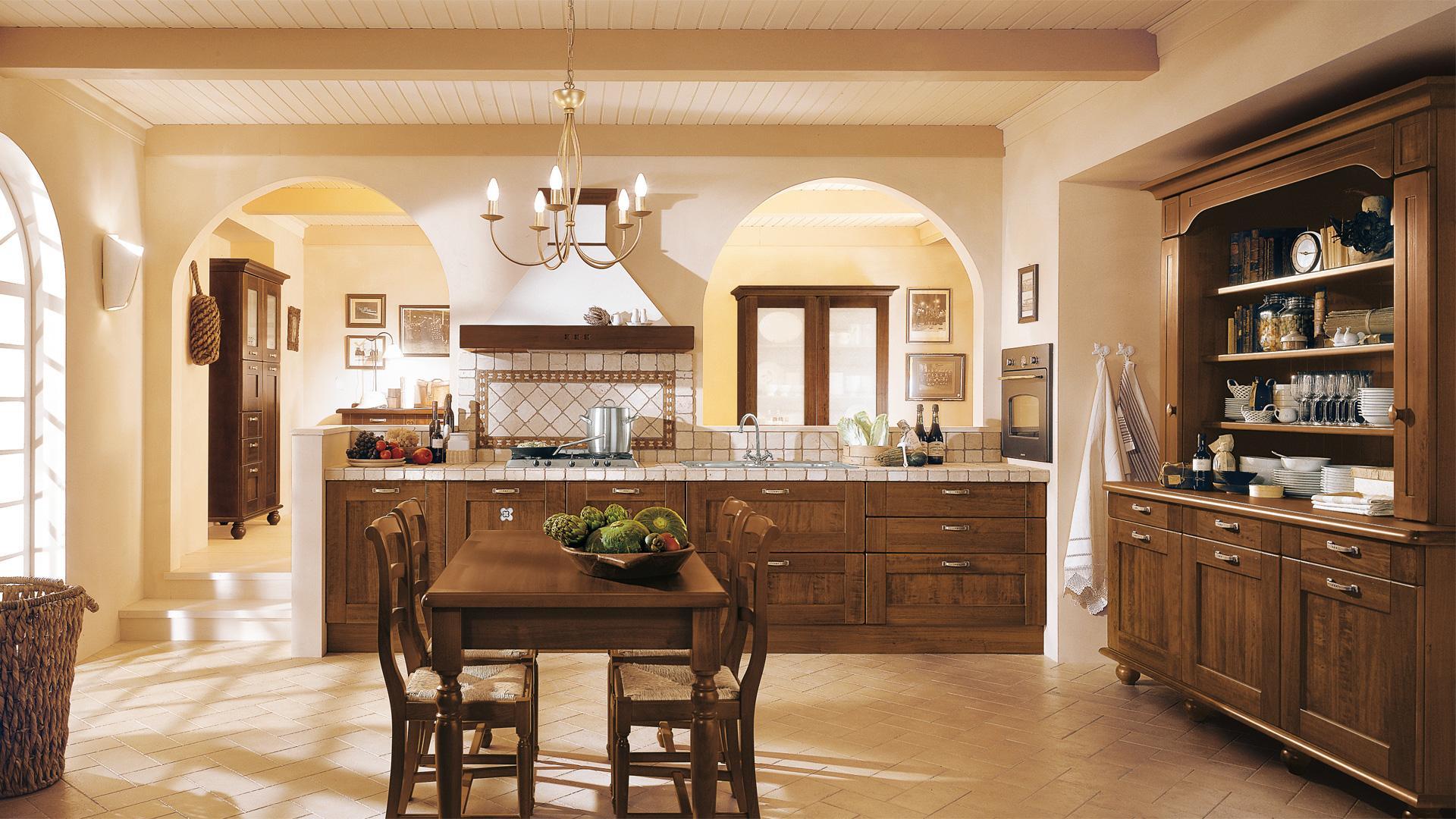 Cucine centro cucina - Mondo convenienza cucine rustiche ...