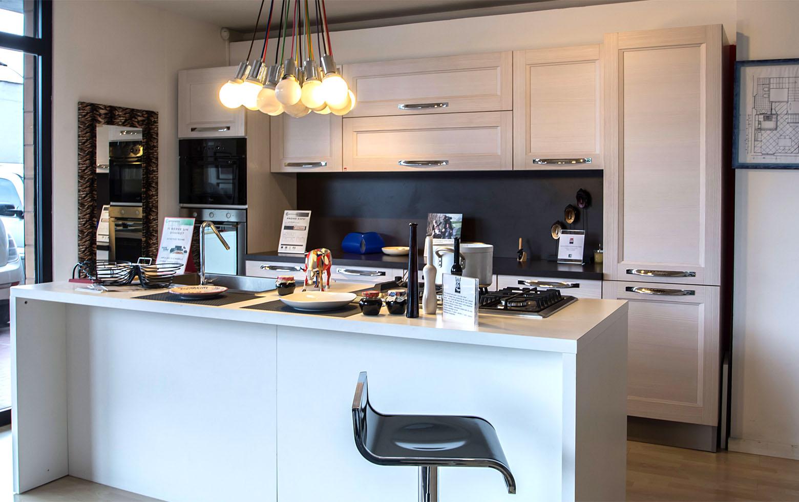 Cucina Angolare 5 Metri offerta speciale cucine lube | centro cucina