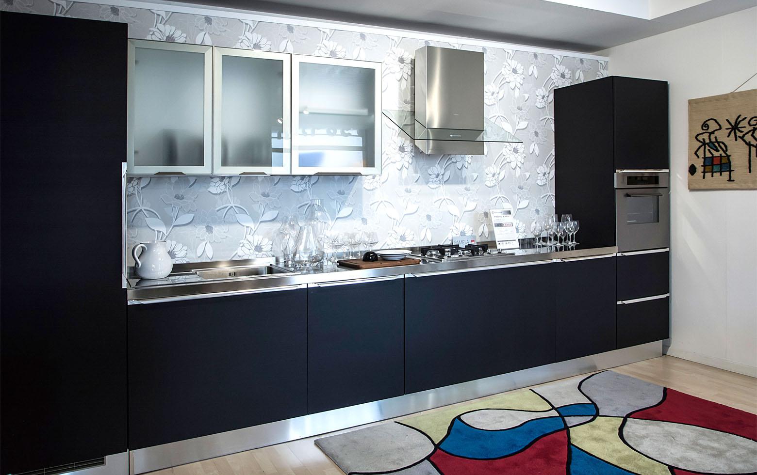 Offerta speciale cucine lube centro cucina - Lunghezza cucina ...
