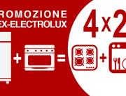 PROMOZIONE ELETTRODOMESTICI 4X2