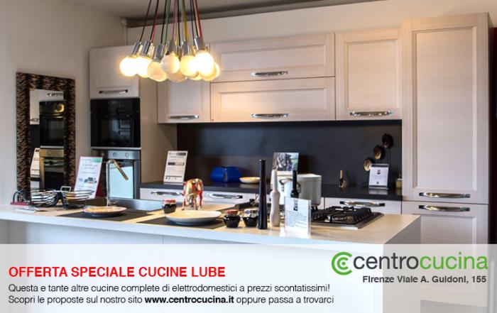 Offerte lube cucina soggiorno centro cucina - Cucine lube firenze ...
